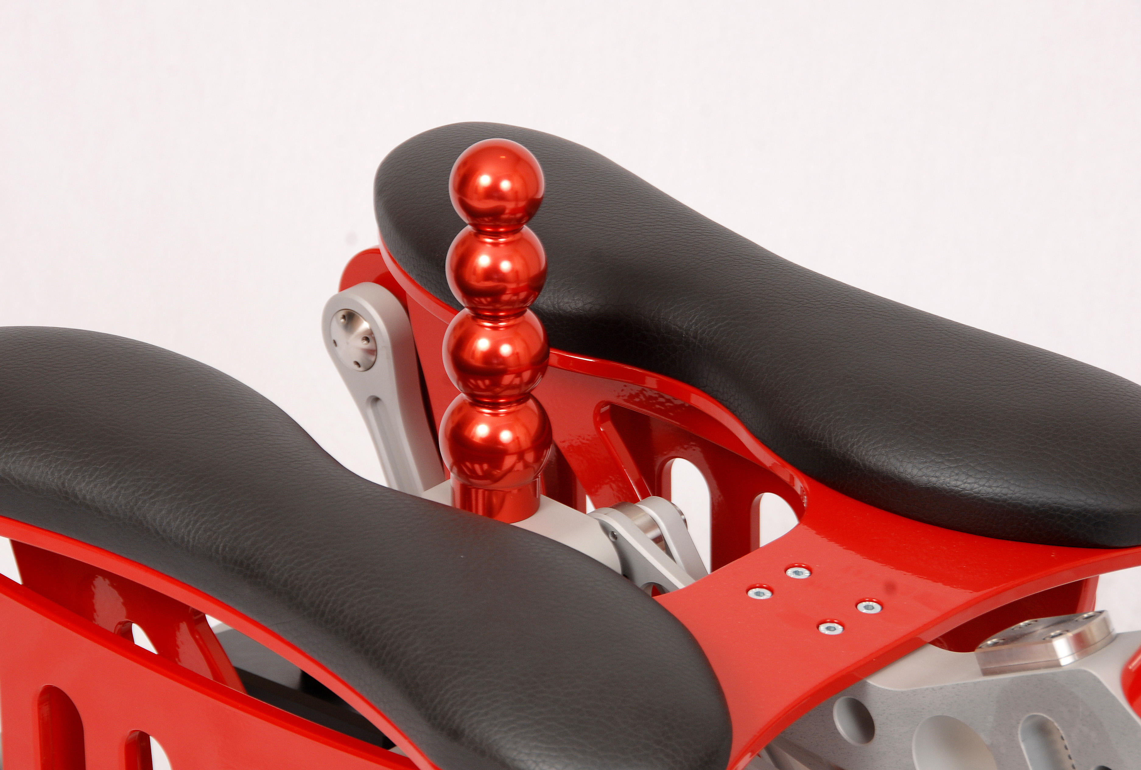 Fahrradsattel mit dildo